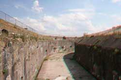 Buitenste ring - Fort Pampus