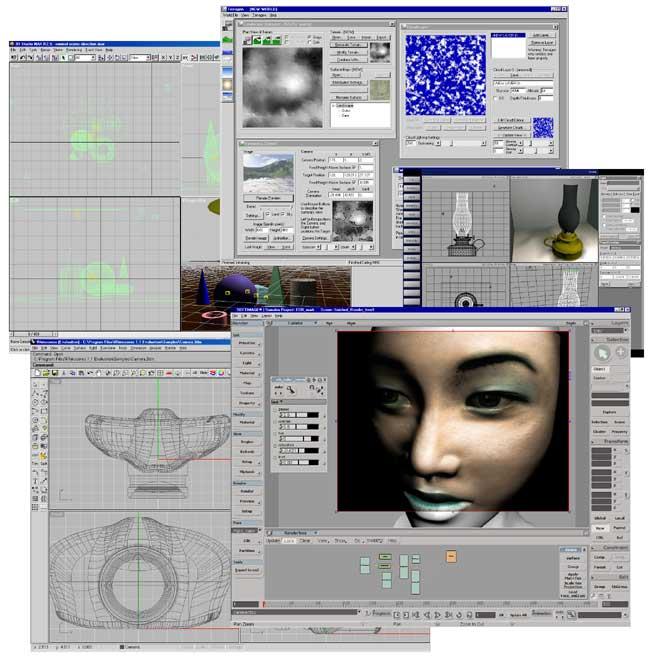 Inleiding tot 3d in de praktijk dit heeft u nodig voor 3d for Miglior programma grafica 3d
