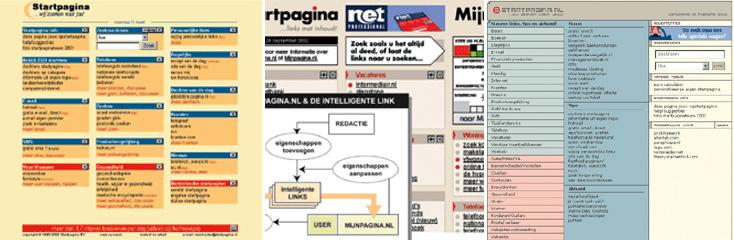 Metamorfose Startpagina.nl