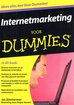 Boek Internetmarketing voor Dummies